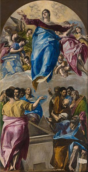 عروج حضرت مریم